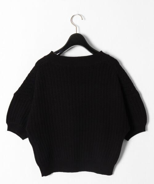 GRACE CONTINENTAL / グレースコンチネンタル ニット・セーター | コード刺繍ニットトップ | 詳細22