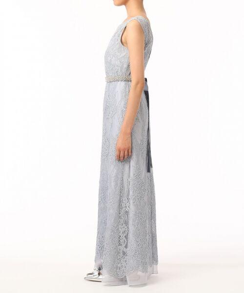 GRACE CONTINENTAL / グレースコンチネンタル ドレス | コードレースドレス | 詳細13