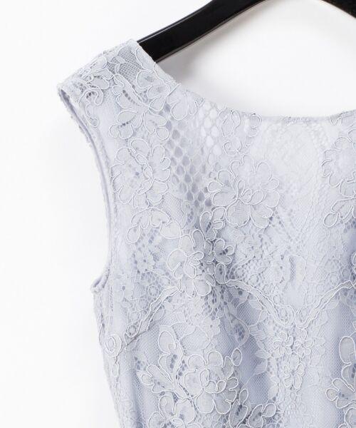 GRACE CONTINENTAL / グレースコンチネンタル ドレス | コードレースドレス | 詳細15
