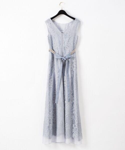 GRACE CONTINENTAL / グレースコンチネンタル ドレス | コードレースドレス | 詳細18