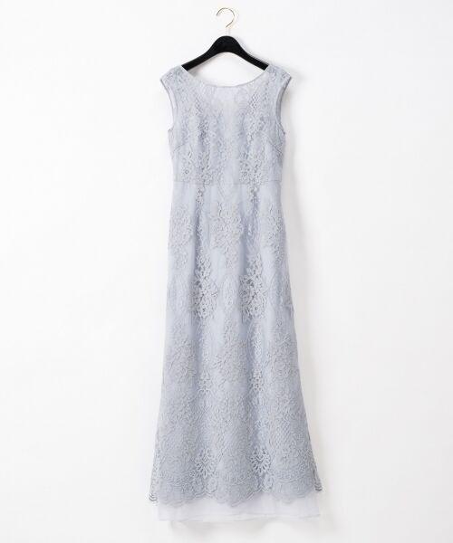 GRACE CONTINENTAL / グレースコンチネンタル ドレス | コードレースドレス | 詳細20