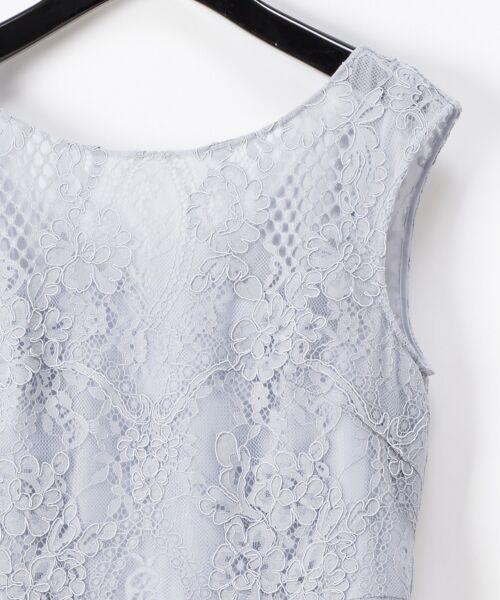 GRACE CONTINENTAL / グレースコンチネンタル ドレス | コードレースドレス | 詳細21