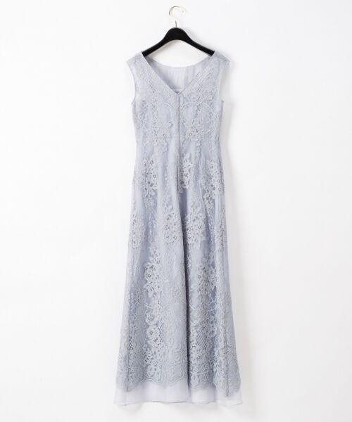 GRACE CONTINENTAL / グレースコンチネンタル ドレス | コードレースドレス | 詳細24