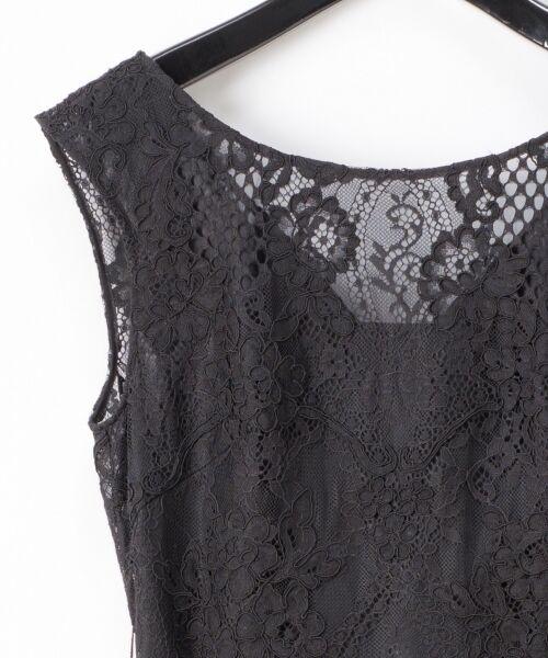 GRACE CONTINENTAL / グレースコンチネンタル ドレス | コードレースドレス | 詳細26