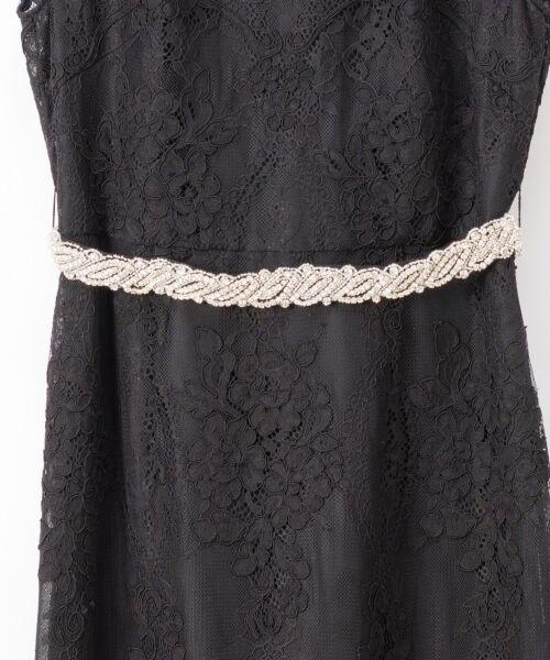 GRACE CONTINENTAL / グレースコンチネンタル ドレス | コードレースドレス | 詳細27