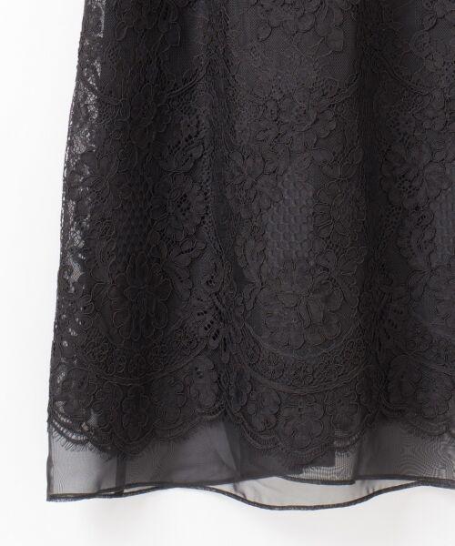 GRACE CONTINENTAL / グレースコンチネンタル ドレス | コードレースドレス | 詳細28