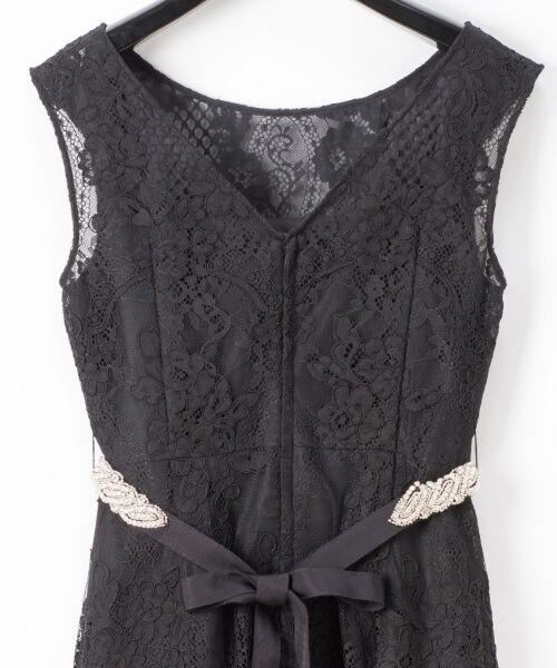GRACE CONTINENTAL / グレースコンチネンタル ドレス | コードレースドレス | 詳細30