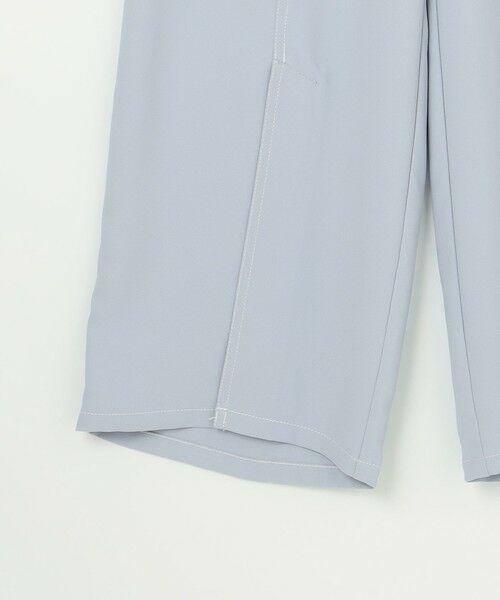 GRACE CONTINENTAL / グレースコンチネンタル その他パンツ   セミワイドイージーパンツ   詳細14