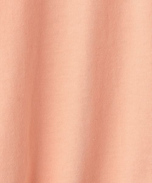 green label relaxing / グリーンレーベル リラクシング ベビー・キッズウエア | WEB限定【キッズ】LEE(リー) クルーネック ポケット Tシャツ | 詳細8