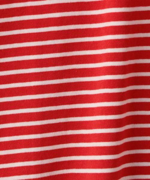 green label relaxing / グリーンレーベル リラクシング ベビー・キッズウエア | WEB限定【キッズ】LEE(リー) クルーネック ポケット Tシャツ | 詳細10