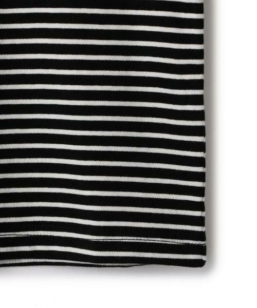 green label relaxing / グリーンレーベル リラクシング ベビー・キッズウエア | WEB限定【キッズ】LEE(リー) クルーネック ポケット Tシャツ | 詳細16