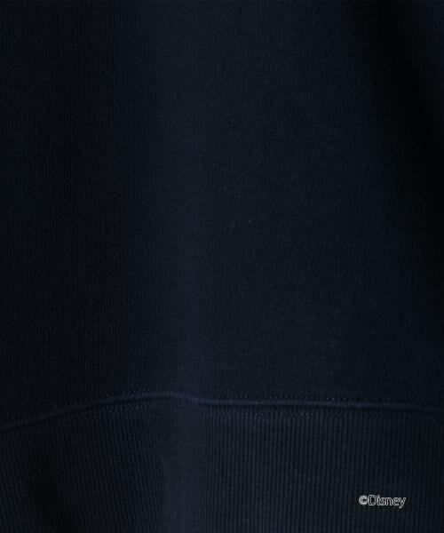 green label relaxing / グリーンレーベル リラクシング ベビー・キッズウエア | ◆【キッズ】別注 (チャンピオン) ミッキー ビッグスウェット | 詳細17