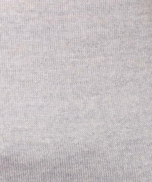 green label relaxing / グリーンレーベル リラクシング ニット・セーター   [手洗い可能] CR W タートルネック 12G ニット   詳細7