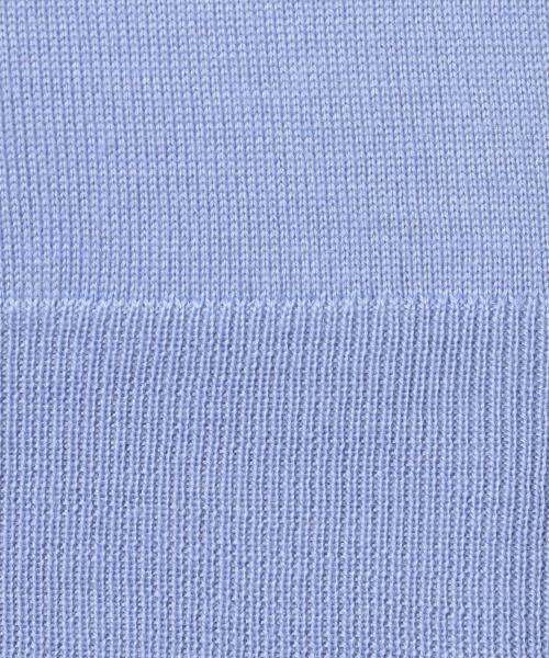green label relaxing / グリーンレーベル リラクシング ニット・セーター   [手洗い可能] CR W タートルネック 12G ニット   詳細19