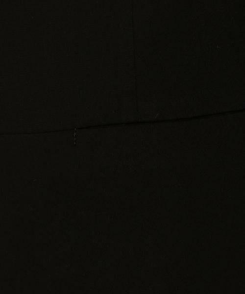 green label relaxing / グリーンレーベル リラクシング ノーカラージャケット | [手洗い可能/パウダリー]◆D セットアップ ノーラペル ジャケット | 詳細3