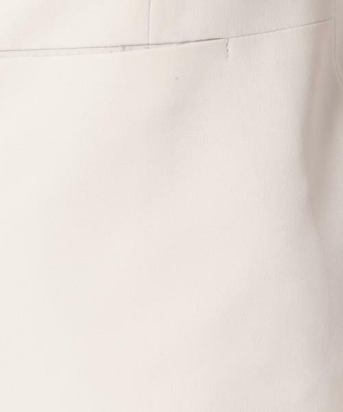 green label relaxing / グリーンレーベル リラクシング ノーカラージャケット | [手洗い可能/パウダリー]◆D セットアップ ノーラペル ジャケット | 詳細12
