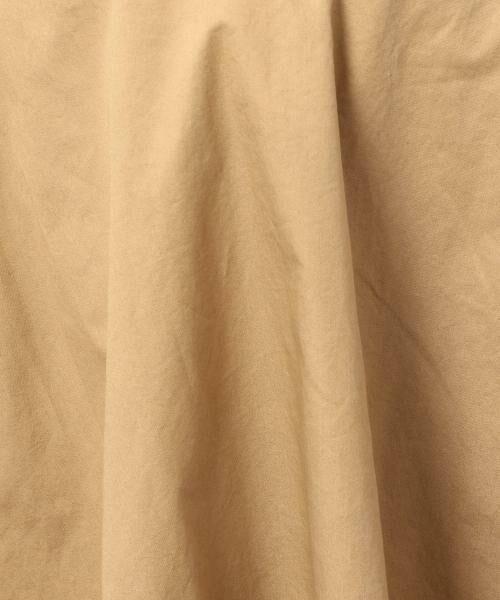 green label relaxing / グリーンレーベル リラクシング ミニ・ひざ丈スカート | NFC Cリヨセル サーキュラースカート | 詳細2