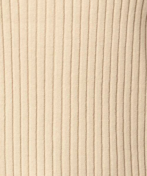 green label relaxing / グリーンレーベル リラクシング ニット・セーター | [手洗い可能] KFC リブ ラグラン ニット | 詳細7