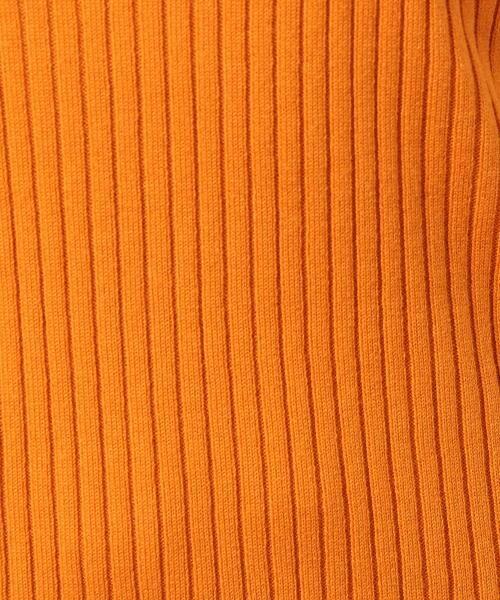 green label relaxing / グリーンレーベル リラクシング ニット・セーター | [手洗い可能] KFC リブ ラグラン ニット | 詳細9