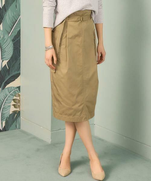 デイリーに活躍するスカートを素材とシルエットのバリエーションでご紹介!
