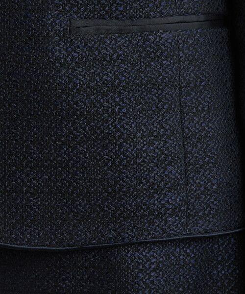 green label relaxing / グリーンレーベル リラクシング ノーカラージャケット | [WEB限定] D ツイード ジャケット/スカート セット | 詳細14