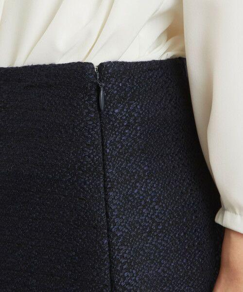 green label relaxing / グリーンレーベル リラクシング ノーカラージャケット | [WEB限定] D ツイード ジャケット/スカート セット | 詳細20