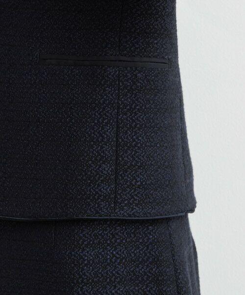 green label relaxing / グリーンレーベル リラクシング ノーカラージャケット | [WEB限定] D ツイード ジャケット/スカート セット | 詳細12