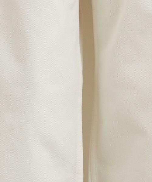 green label relaxing / グリーンレーベル リラクシング その他パンツ | SC ワイド ストレート デニム パンツ | 詳細1