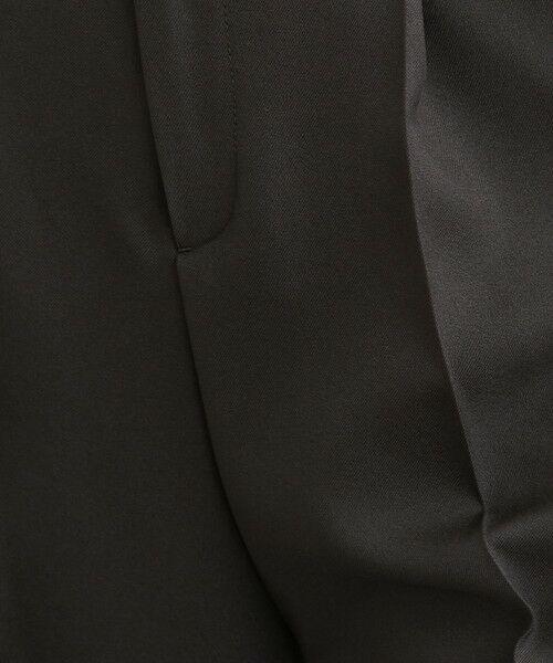 green label relaxing / グリーンレーベル リラクシング その他パンツ | FFC サイドベルト ハイウエスト パンツ | 詳細9