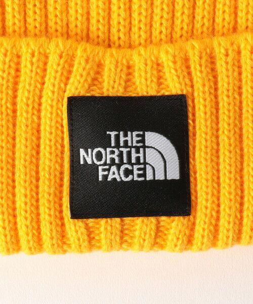 green label relaxing / グリーンレーベル リラクシング ニットキャップ | [ザ・ノースフェイス]SC THE NORTH FACE ロゴ ビーニー / ニットキャップ | 詳細3