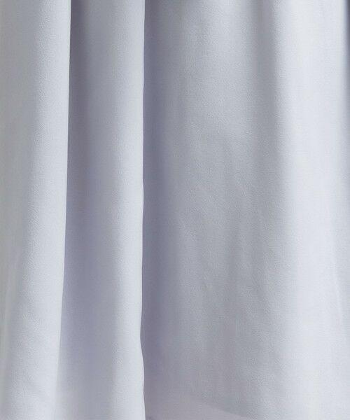 green label relaxing / グリーンレーベル リラクシング ドレス | D GB リボン ギャザー ワンピース | 詳細11