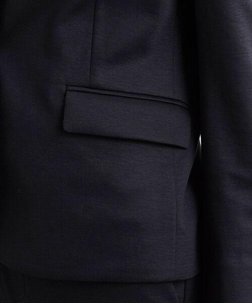 green label relaxing / グリーンレーベル リラクシング ノーカラージャケット   [洗濯可能] ◆D モクロディ ノーラペル ジャケット   詳細15