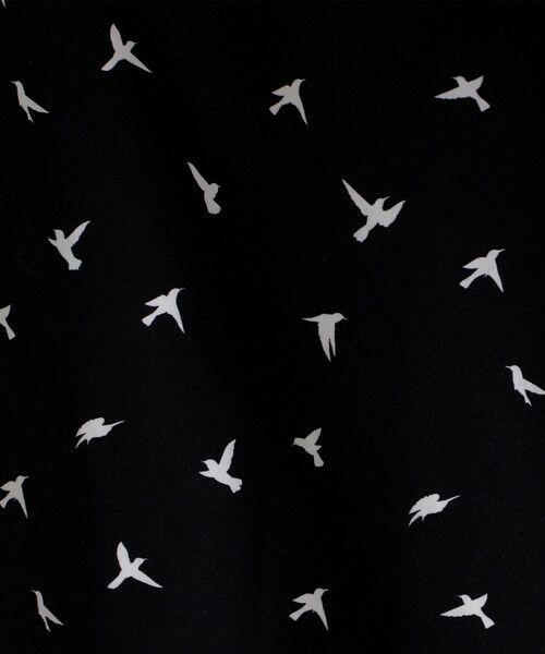 green label relaxing / グリーンレーベル リラクシング シャツ・ブラウス | 別注 [コルポ イパネマ] SC★CORPO IPANEMA*GLR BIRD/P オープンカラー シャツ | 詳細8