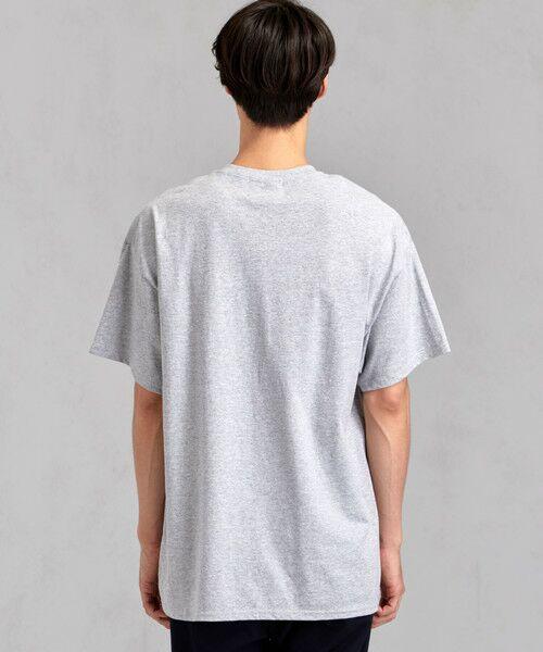 green label relaxing / グリーンレーベル リラクシング Tシャツ | [ナナナナイチエム] SC★771m 刺繍 ish-Tee / Tシャツ | 詳細1