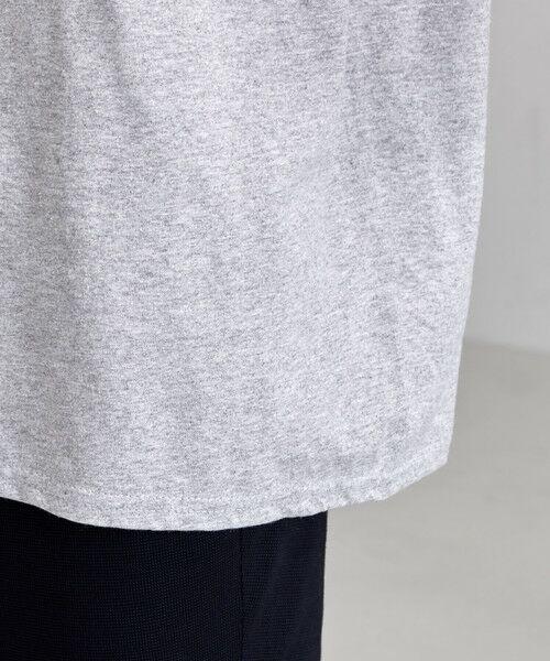 green label relaxing / グリーンレーベル リラクシング Tシャツ | [ナナナナイチエム] SC★771m 刺繍 ish-Tee / Tシャツ | 詳細7
