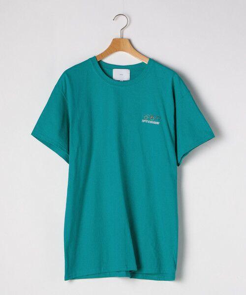 green label relaxing / グリーンレーベル リラクシング Tシャツ | [ナナナナイチエム] SC★771m 刺繍 ish-Tee / Tシャツ(その他1)