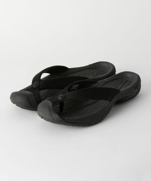 green label relaxing / グリーンレーベル リラクシング サンダル   [キーン]SC KEEN WAIMEA H2 サンダル(BLACK)