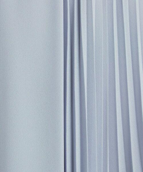 green label relaxing / グリーンレーベル リラクシング ミニ・ひざ丈スカート | FM シフォン 2WAY プリーツ スカート | 詳細18