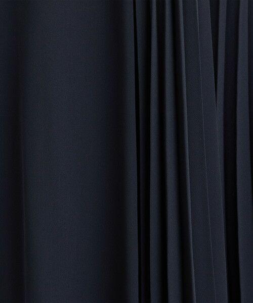 green label relaxing / グリーンレーベル リラクシング ミニ・ひざ丈スカート | FM シフォン 2WAY プリーツ スカート | 詳細19