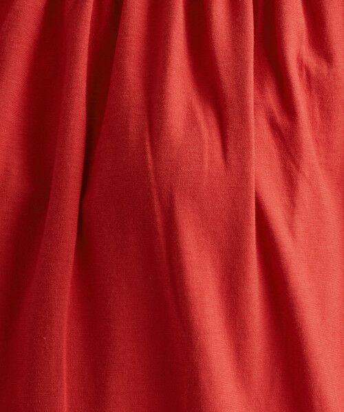 green label relaxing / グリーンレーベル リラクシング ロング・マキシ丈ワンピース | CFC ギャザー バックアキ ワンピース | 詳細14