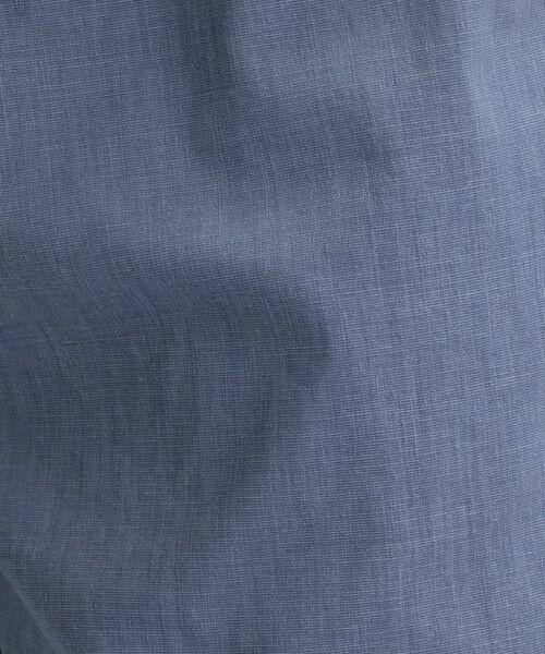 green label relaxing / グリーンレーベル リラクシング ショート・ハーフ・半端丈パンツ | SC◆ ドライラミーブレンド イージーショーツ<機能性生地 / 吸水速乾・ストレッチ> | 詳細13