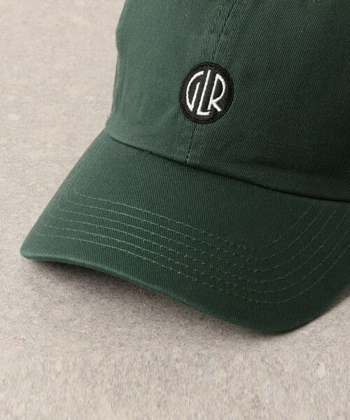 green label relaxing / グリーンレーベル リラクシング キャップ | SC GLR サークル ロゴ キャップ | 詳細3