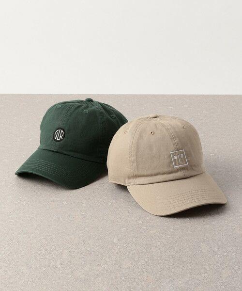 green label relaxing / グリーンレーベル リラクシング キャップ | SC GLR サークル ロゴ キャップ | 詳細7