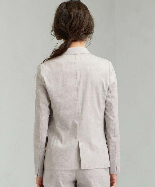 green label relaxing / グリーンレーベル リラクシング テーラードジャケット | [ポプリン] ◆D シャツ テーラード ジャケット | 詳細1