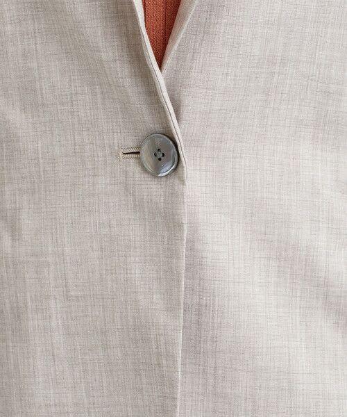 green label relaxing / グリーンレーベル リラクシング テーラードジャケット | [ポプリン] ◆D シャツ テーラード ジャケット | 詳細9