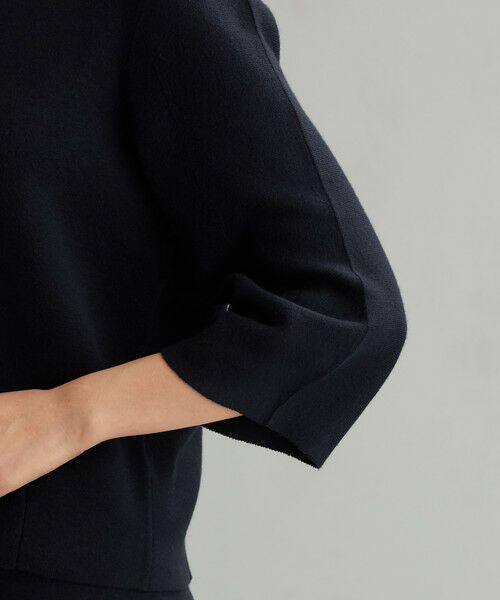 green label relaxing / グリーンレーベル リラクシング ニット・セーター   FM nicethings プルオーバー ニット   詳細7