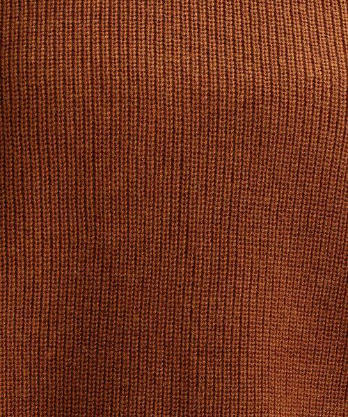 green label relaxing / グリーンレーベル リラクシング ニット・セーター | CFC 2way ボリューム パフ スリーブ ニット | 詳細10