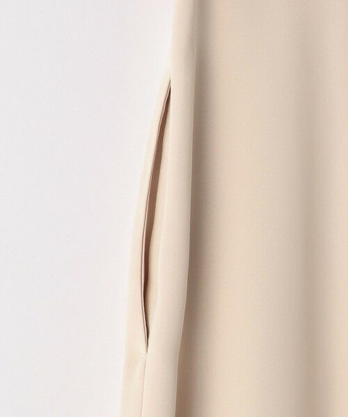 green label relaxing / グリーンレーベル リラクシング ロング・マキシ丈スカート | [ XS / H148-155cm ] ★★CFC サテン ナロー スカート | 詳細8