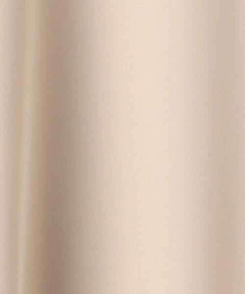 green label relaxing / グリーンレーベル リラクシング ロング・マキシ丈スカート | [ XS / H148-155cm ] ★★CFC サテン ナロー スカート | 詳細9