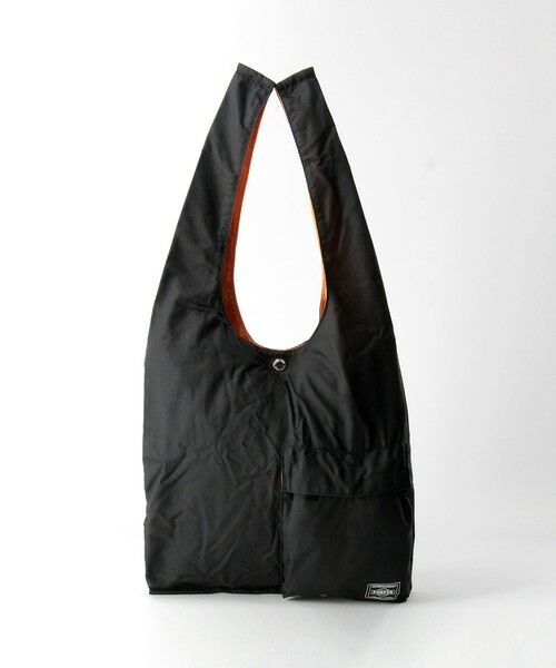 green label relaxing / グリーンレーベル リラクシング その他小物   [ ポーター ] PORTER BAGGER GMS BAG エコバッグ(BLACK)